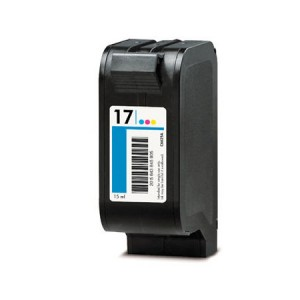 HP 17, C6625AE, color, 28ml, (kompatibilný)